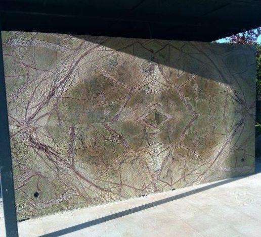 Revestimientos de mármol y granito