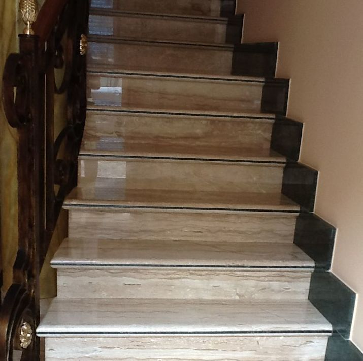 Empresa de escaleras de mármol en Valencia