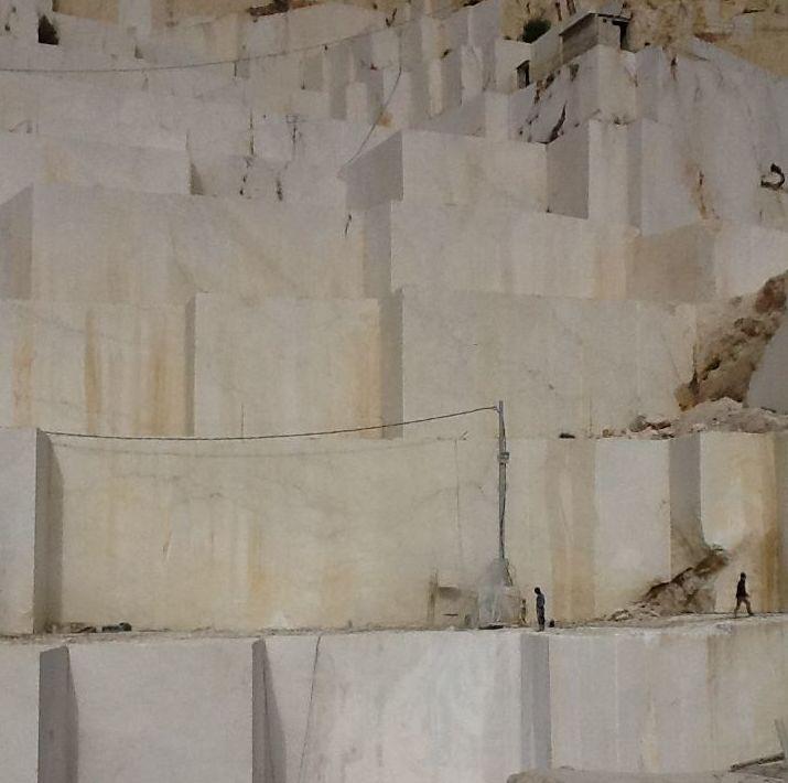 Cantera de mármol