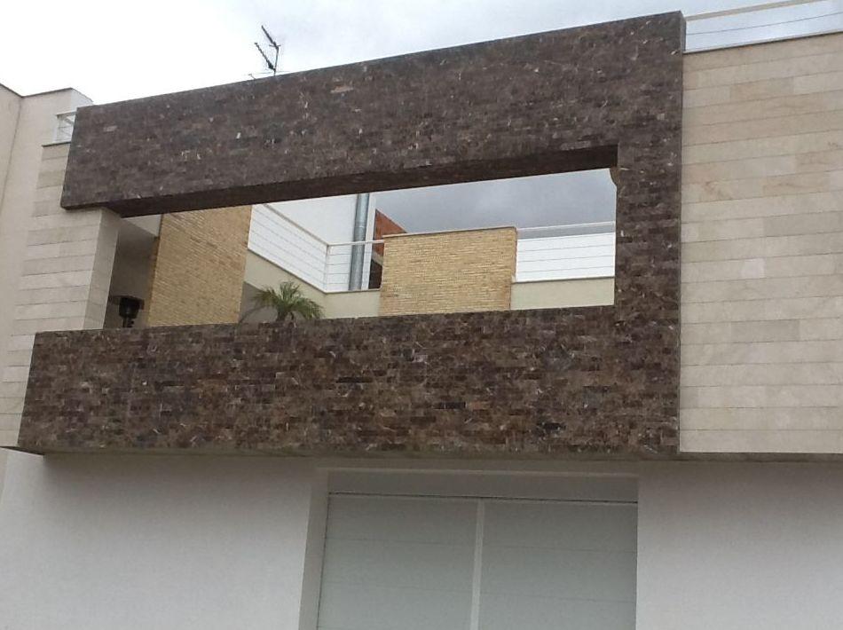 Revestimientos de mármol para paredes