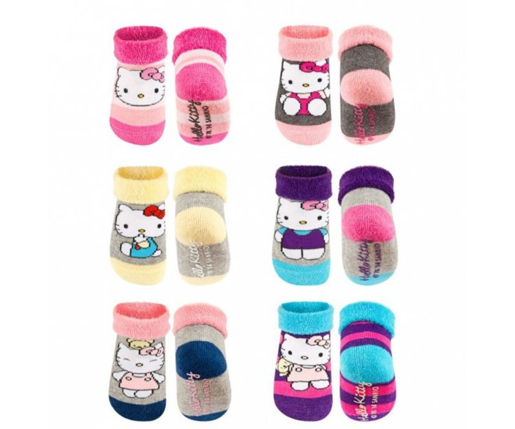 Calcetines de Hello Kitty