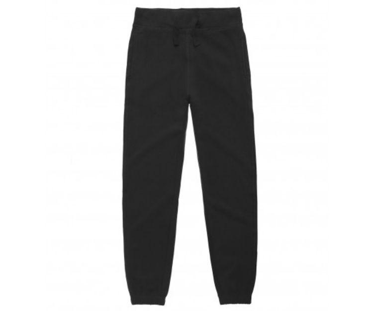 Pantalones de chándal negros