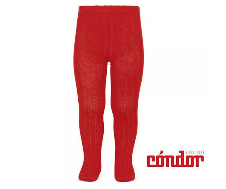 Leotardo color rojo