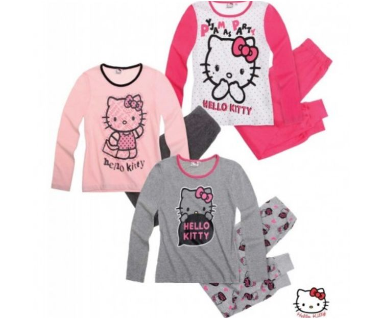 Camisetas de Hello Kitty