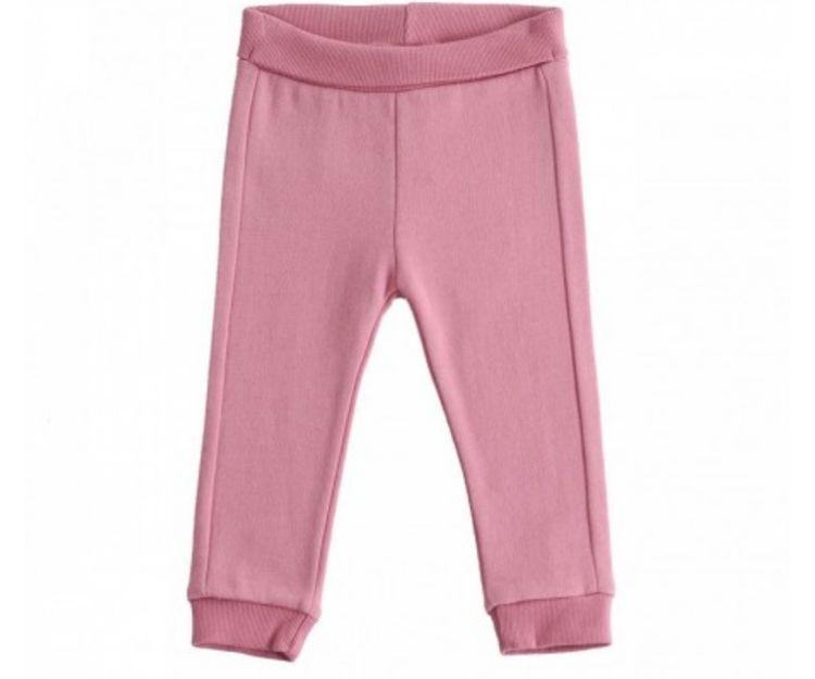 Pantalón chándal color rosa