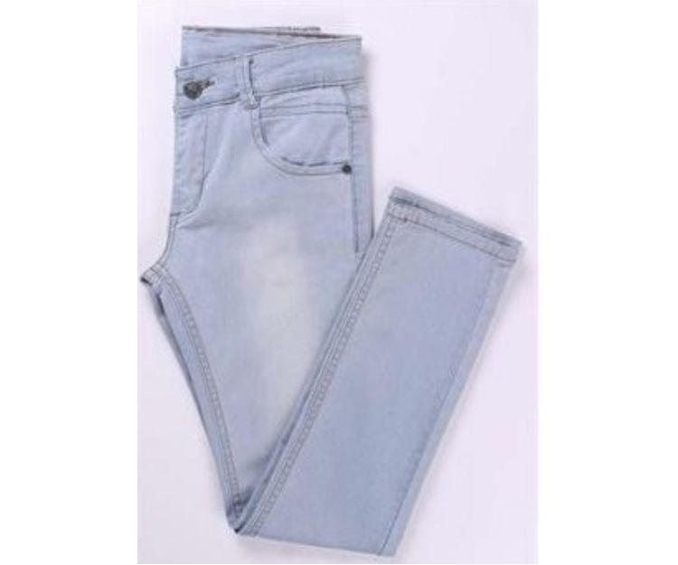 Pantalones vaqueros claros