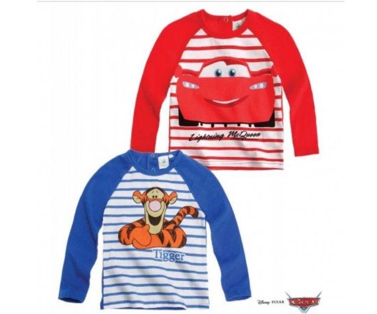 Camiseta de rayas con diferentes colores
