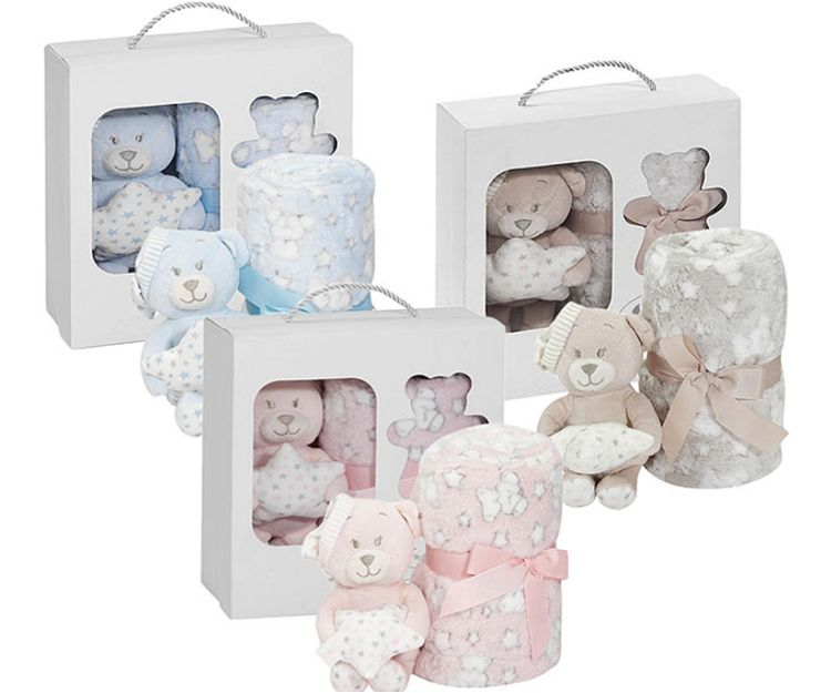 Gran oferta de accesorios para bebés