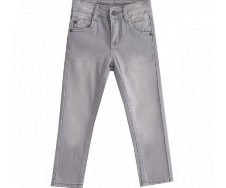 Pantalones vaqueros grises