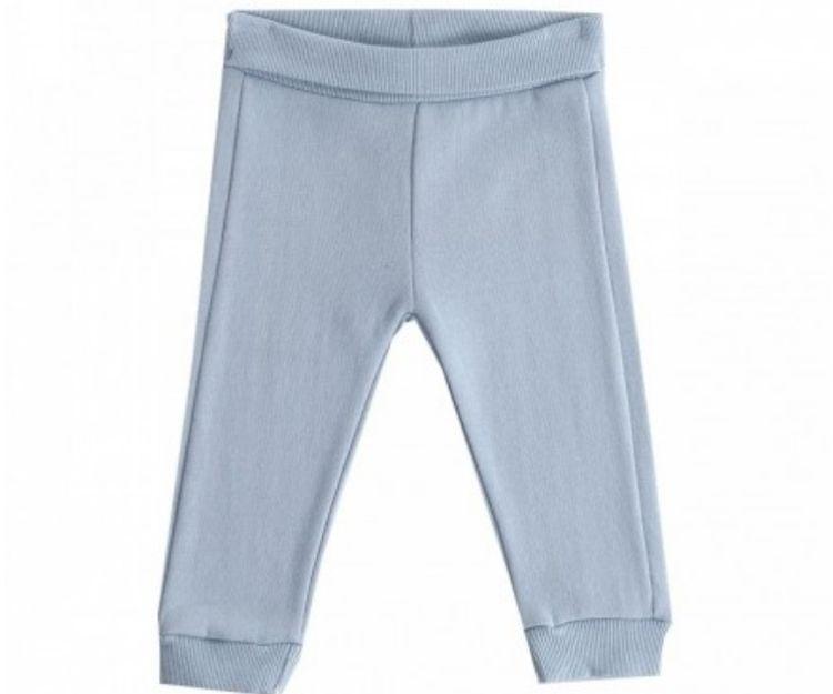 Pantalón chándal color azul