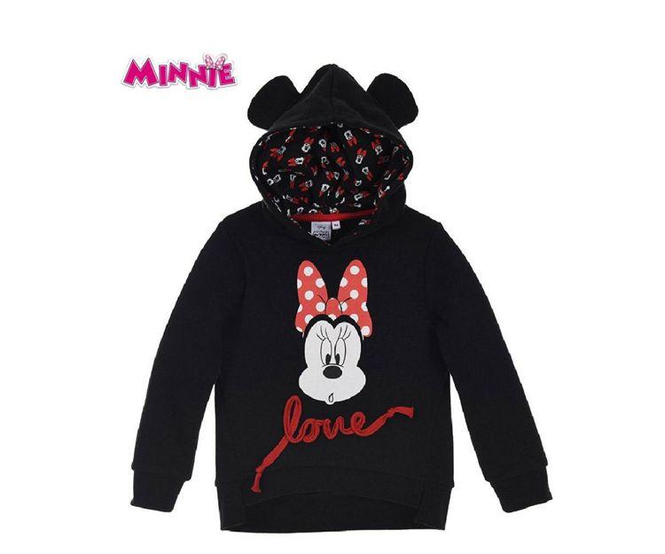 Sudadera con capucha de Minnie Mouse