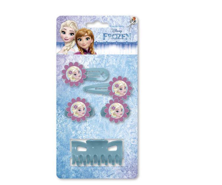 Complementos para el pelo de frozen