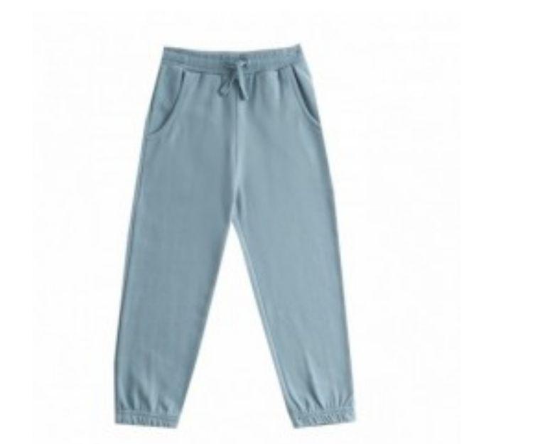 Pantalones de chándal grises