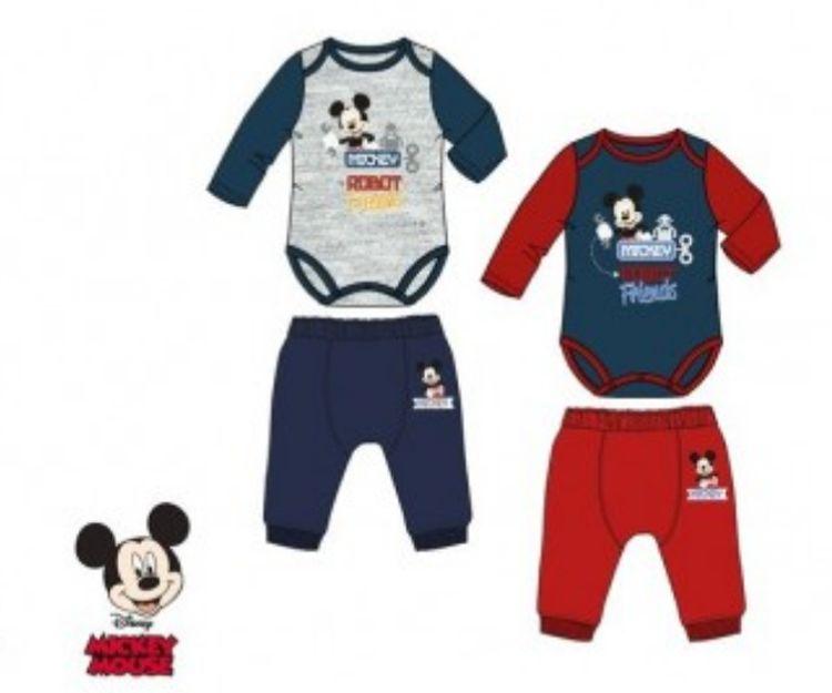 Ropa infantil con motivos de Disney