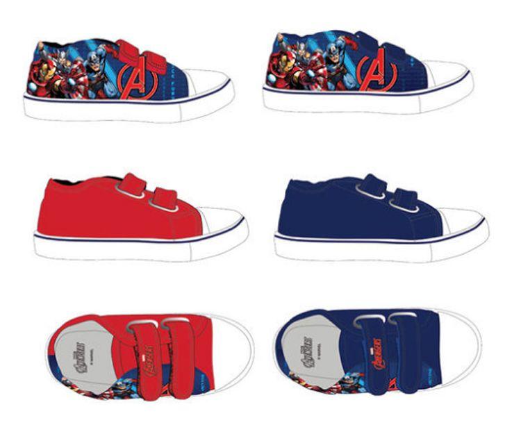 Zapatillas deportivas de varios colores