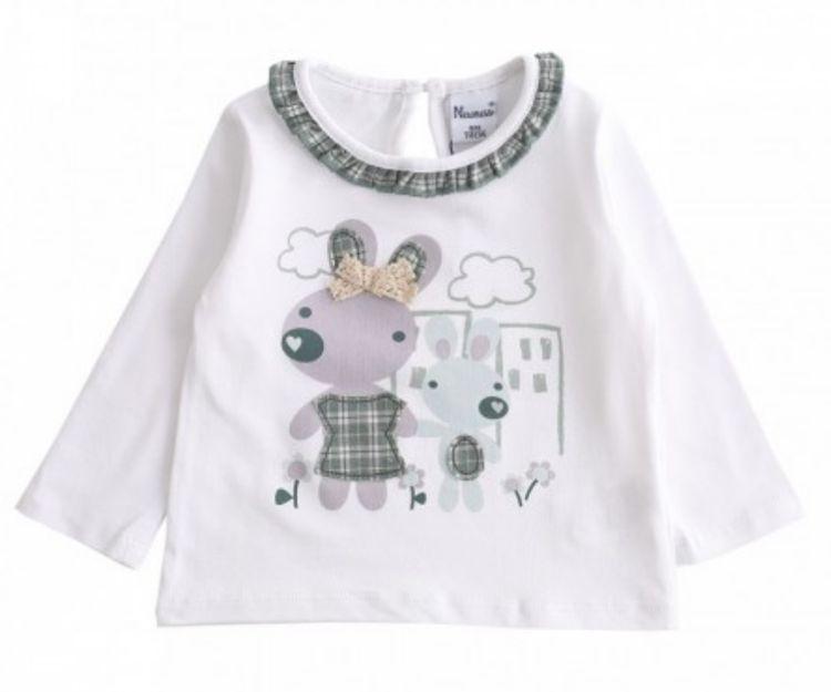 Camisa divertida para niña