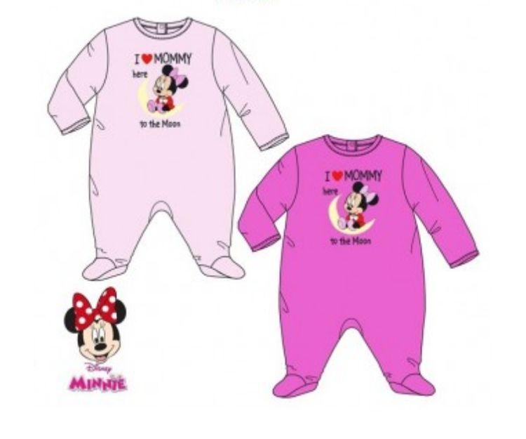 Bodies de Minnie Mouse