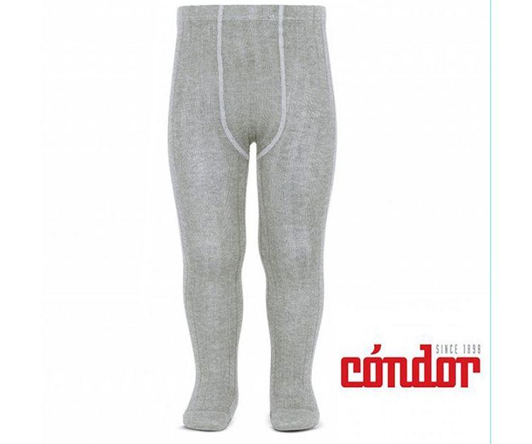 Leotardo color gris