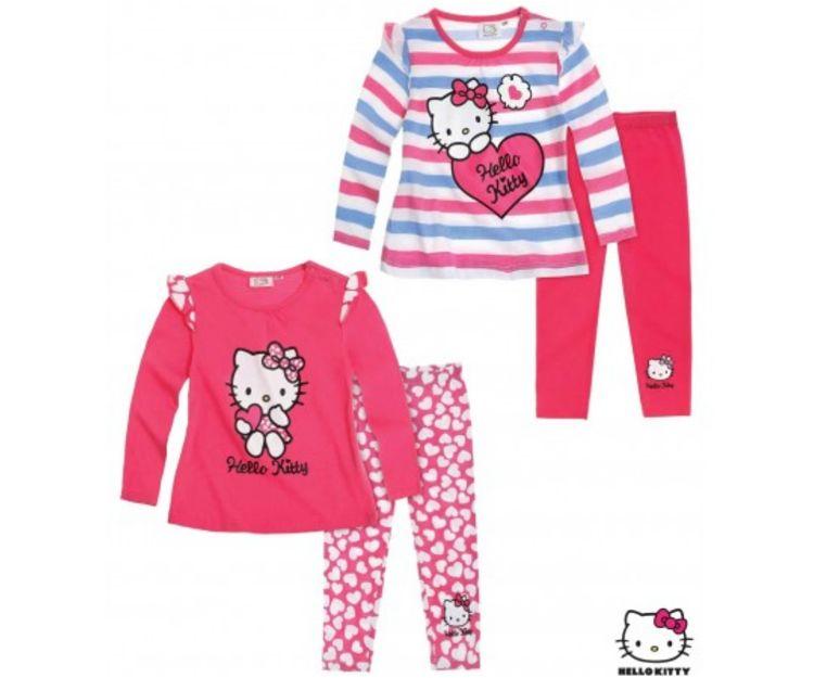 Pijamas divertidos de Hello Kitty