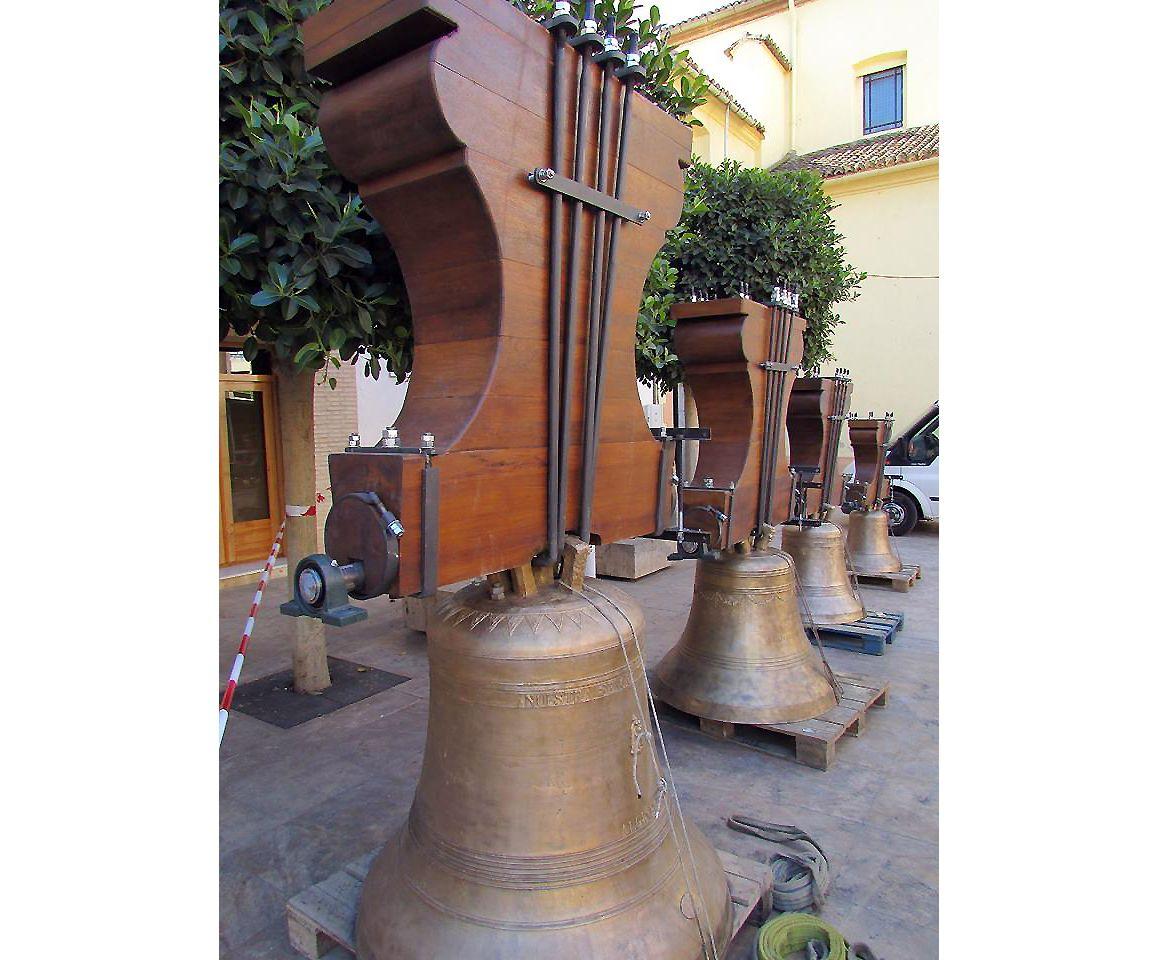 Empresa para venta y restauración de campanas en Valencia