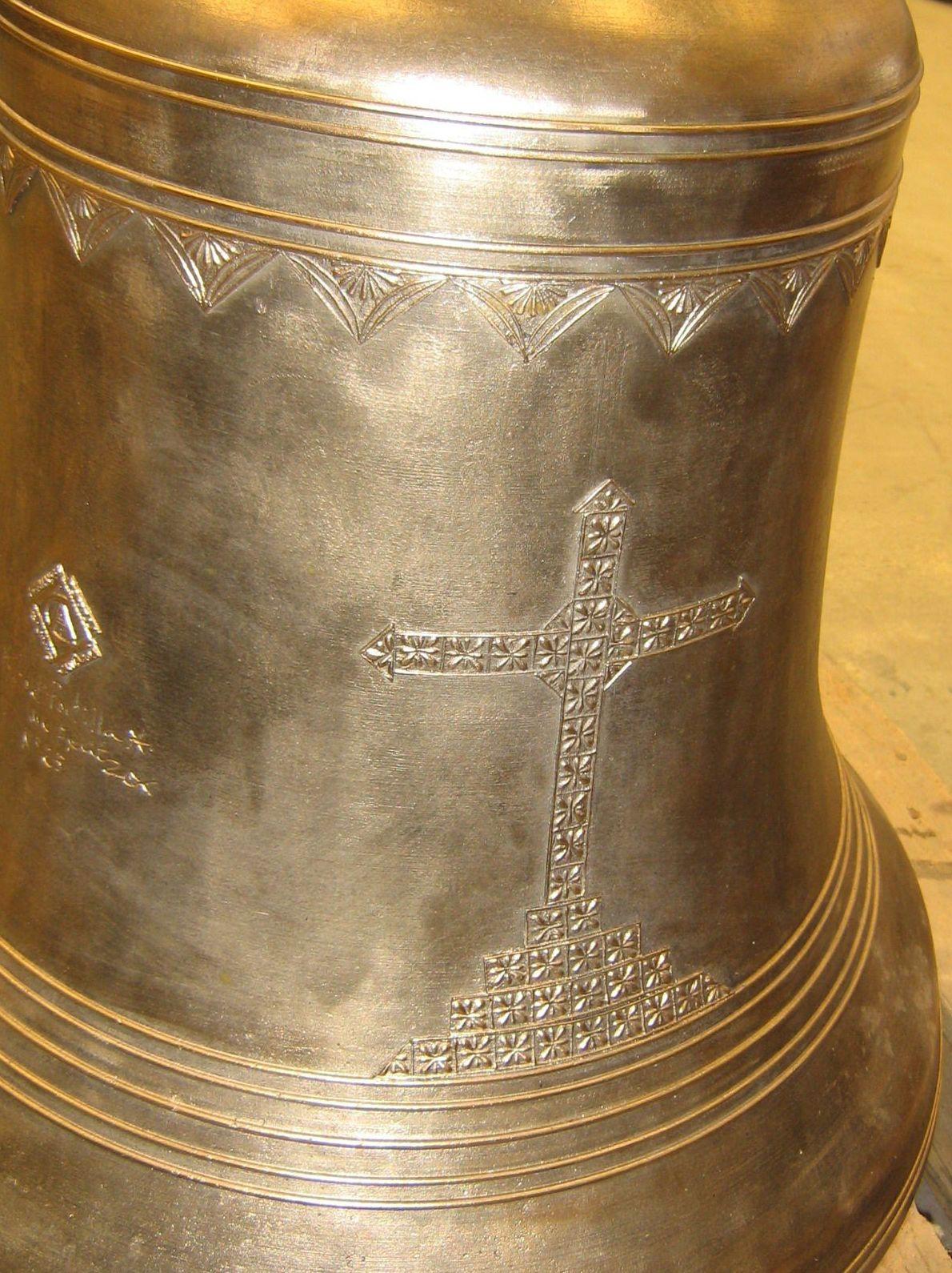 Refundición de campanas rotas: Productos de 2001 Técnica y Artesanía