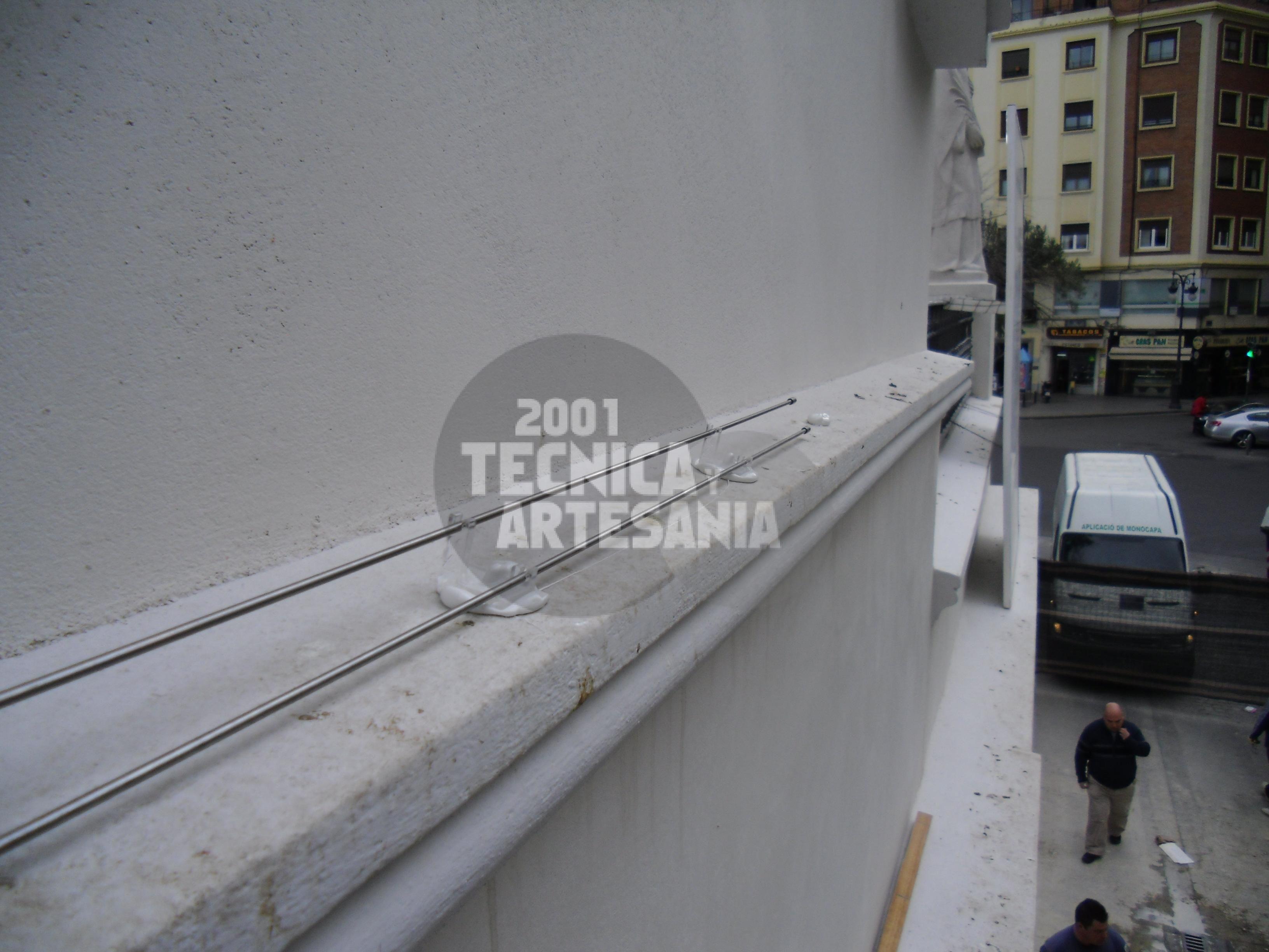 Sistemas electrostáticos: Productos de 2001 Técnica y Artesanía