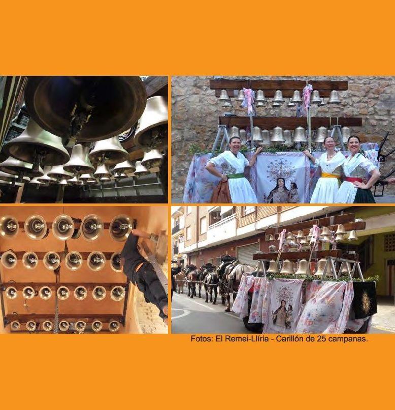 Carillón de campanas - Fundición de campanas