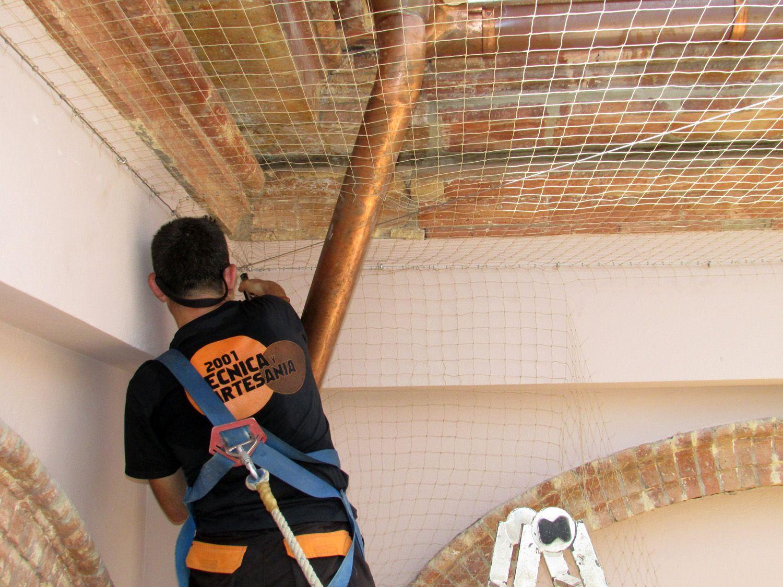 Instaladores de sistemas anti palomas en Valencia