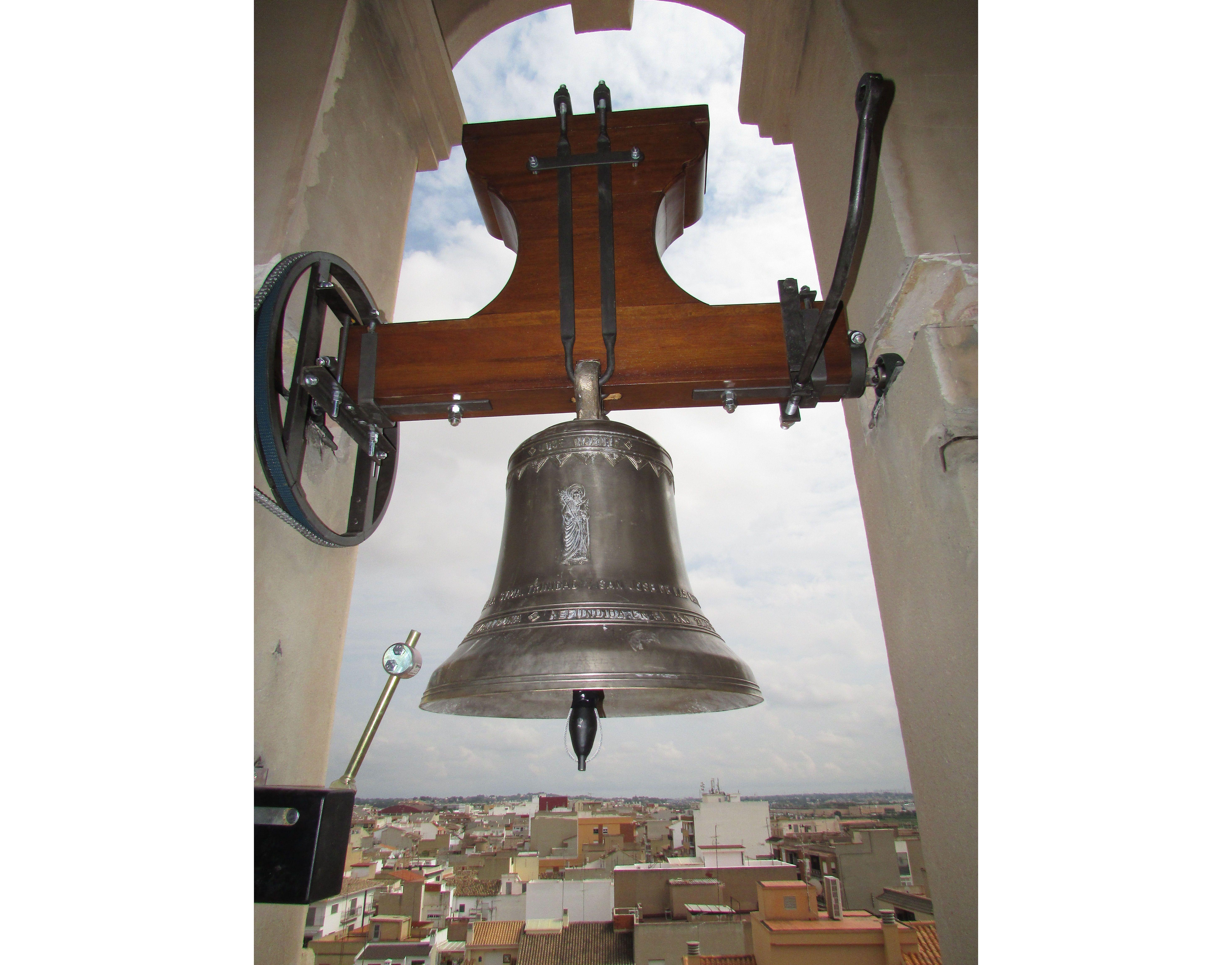 Instalación de campanas