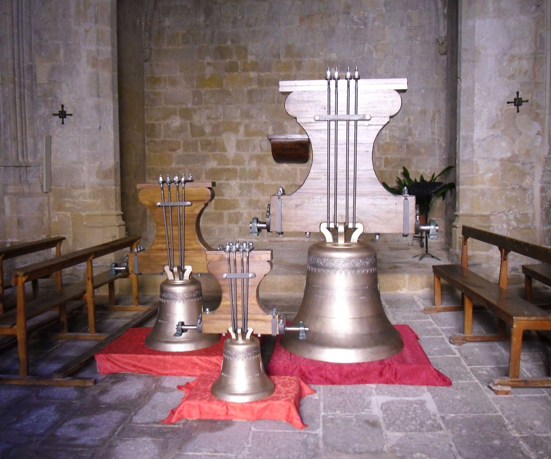 Venta de campanas de bronce