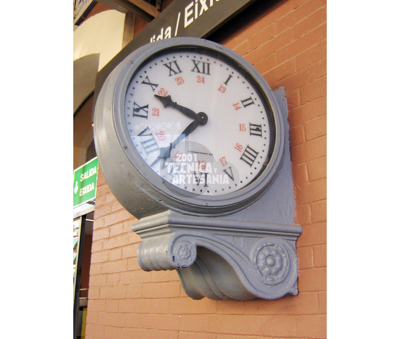 Relojes de estación