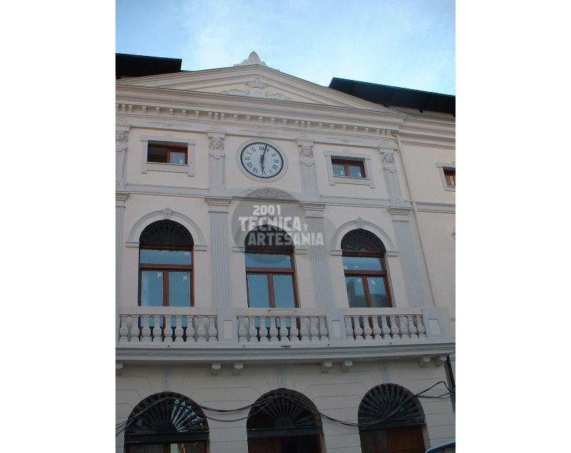 Relojes para edificios públicos