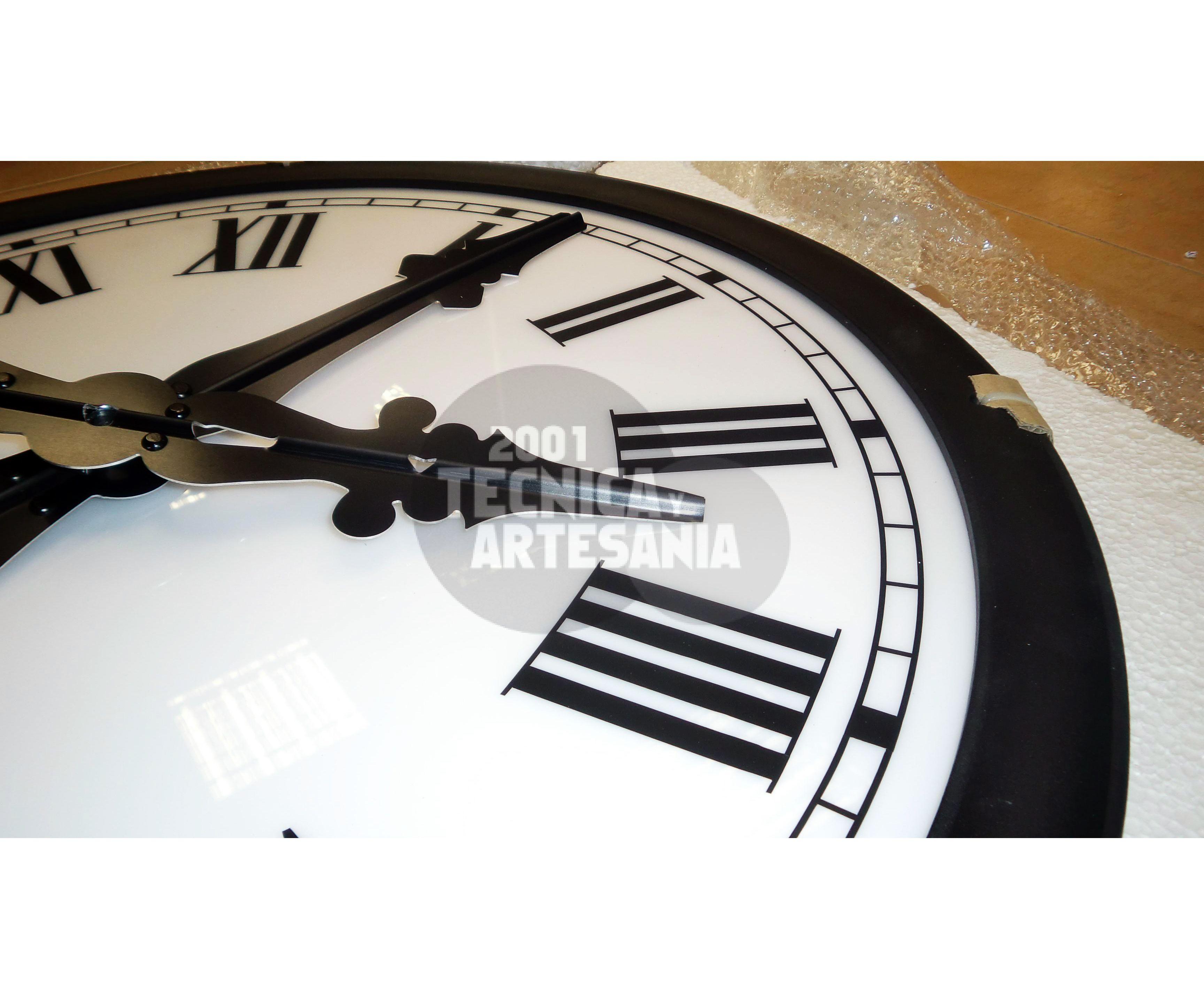 Relojería industrial en Valencia