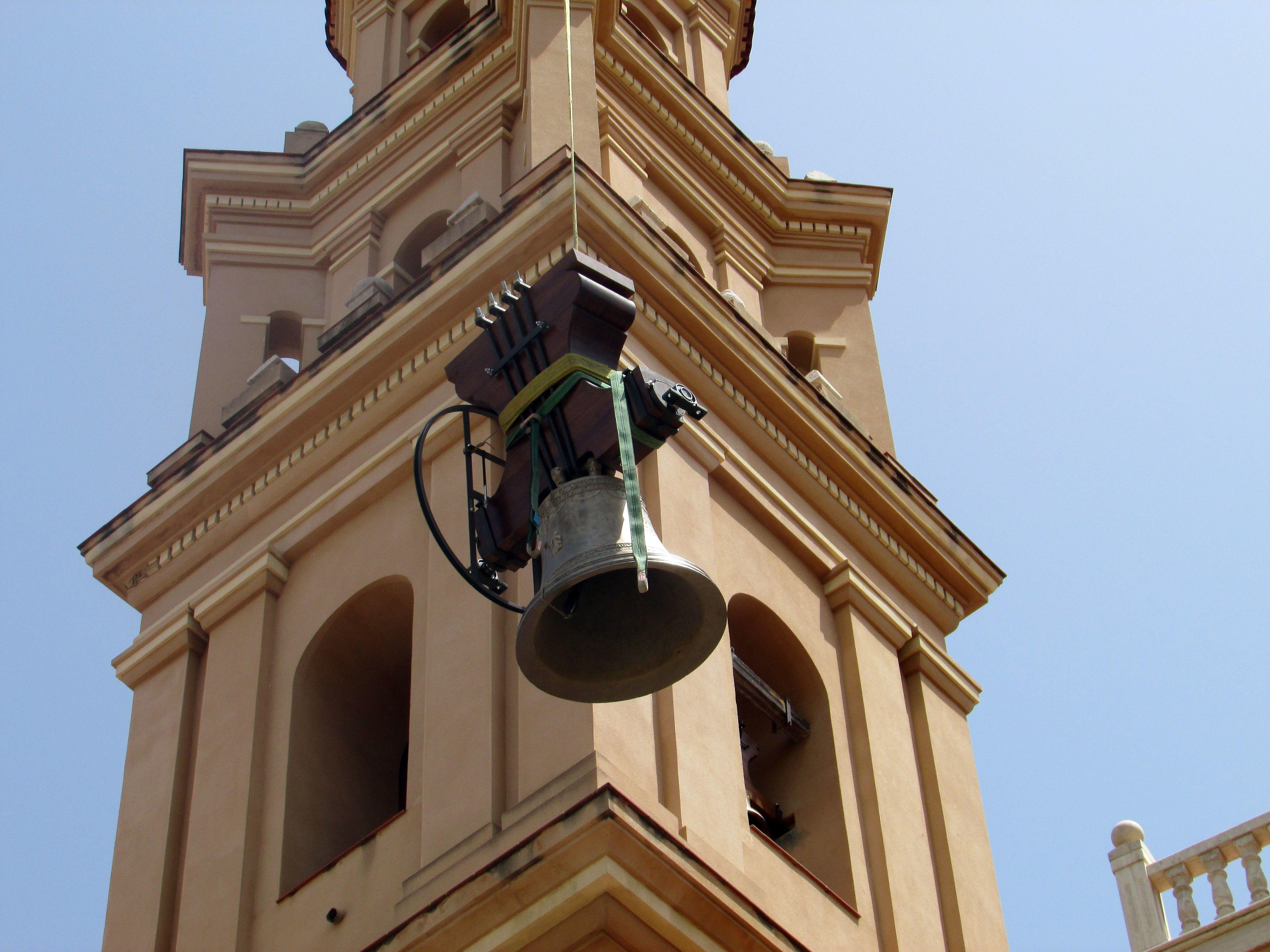 Campanas para iglesias
