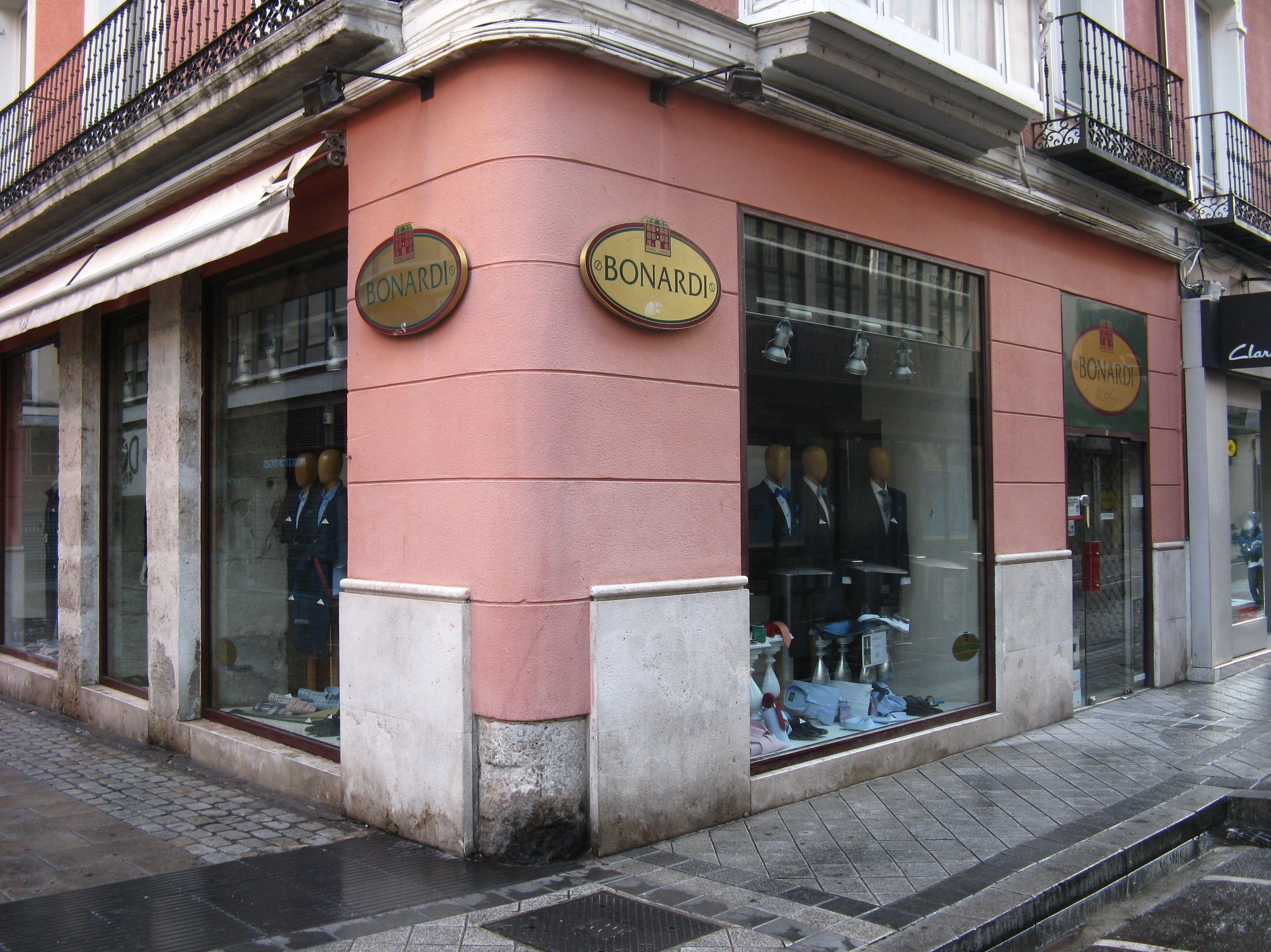 Trajes de novio en Valladolid