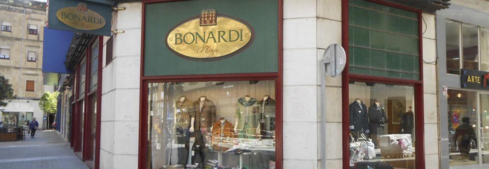 Tienda Bonardi en Gijón