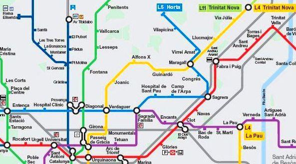 Passeig Maragall 184. Barcelona