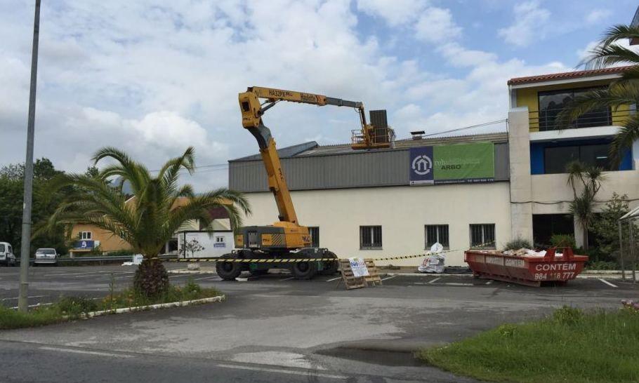Empresas de demoliciones en asturias exconar - Empresas construccion asturias ...