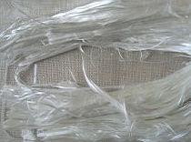 Fibras de amianto