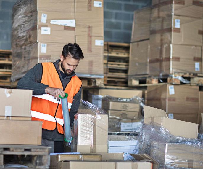 Embalaje para el transporte: Servicios de Mudanzas Ana