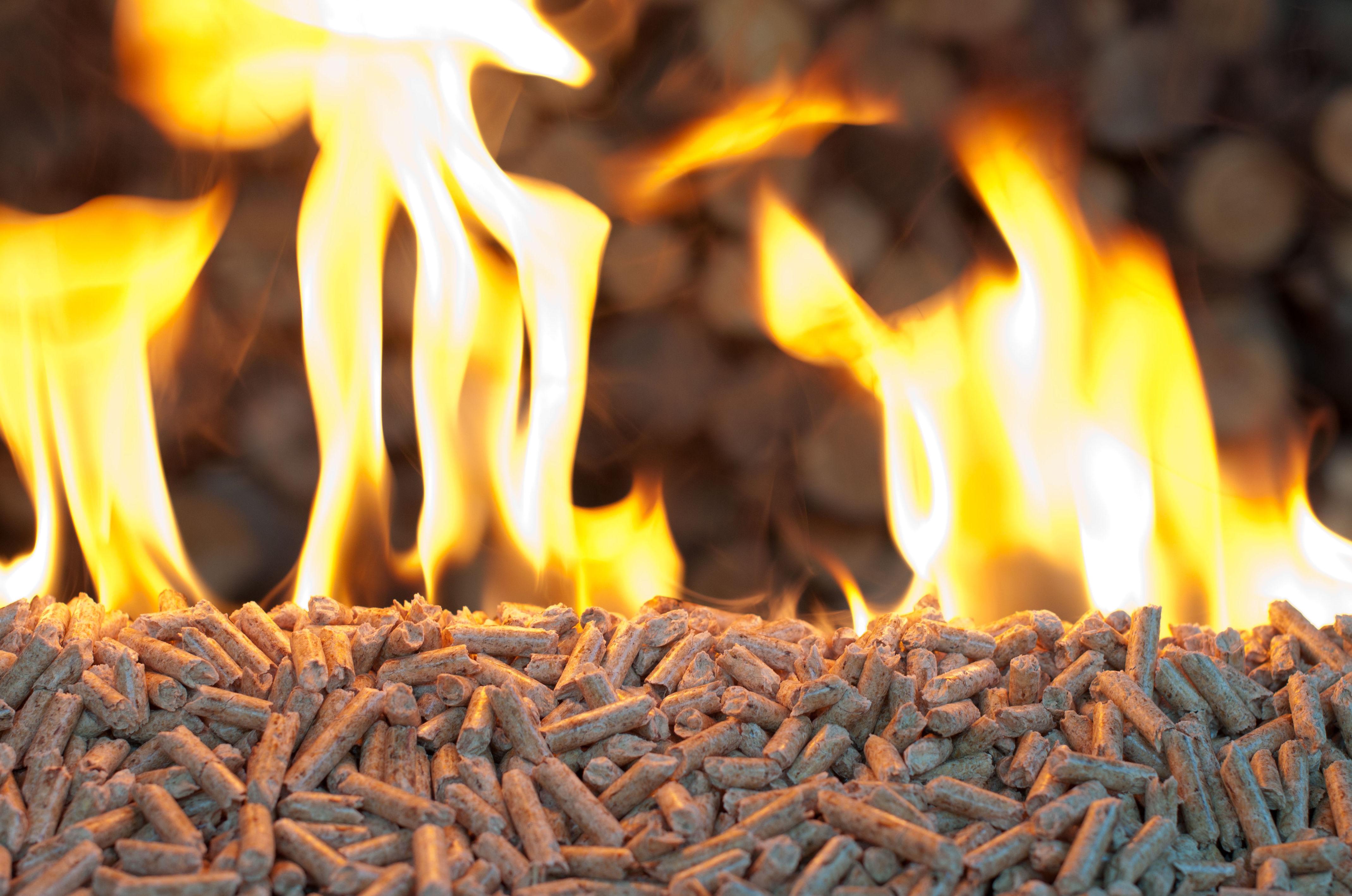 Estufas de pellet sevilla
