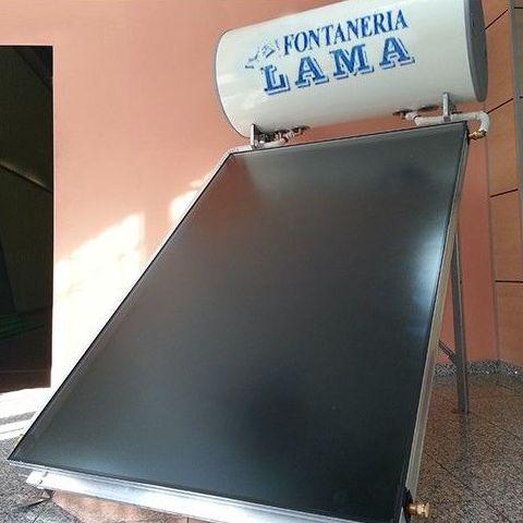 Compactos colector plano 150L: Productos y servicios  de Fontanería Lama