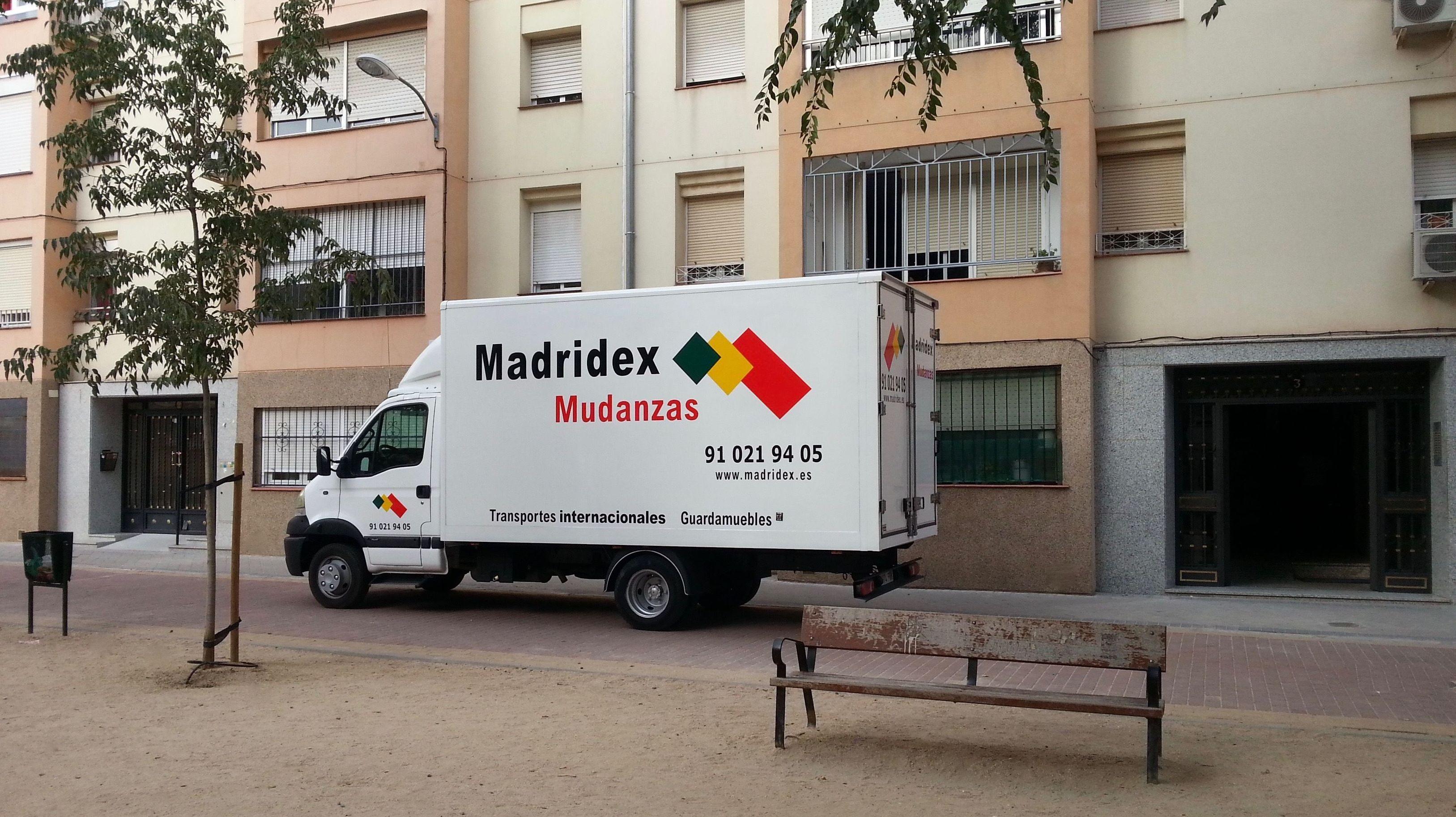Foto 4 de Mudanzas y guardamuebles en Madrid | Madridex Mudanzas