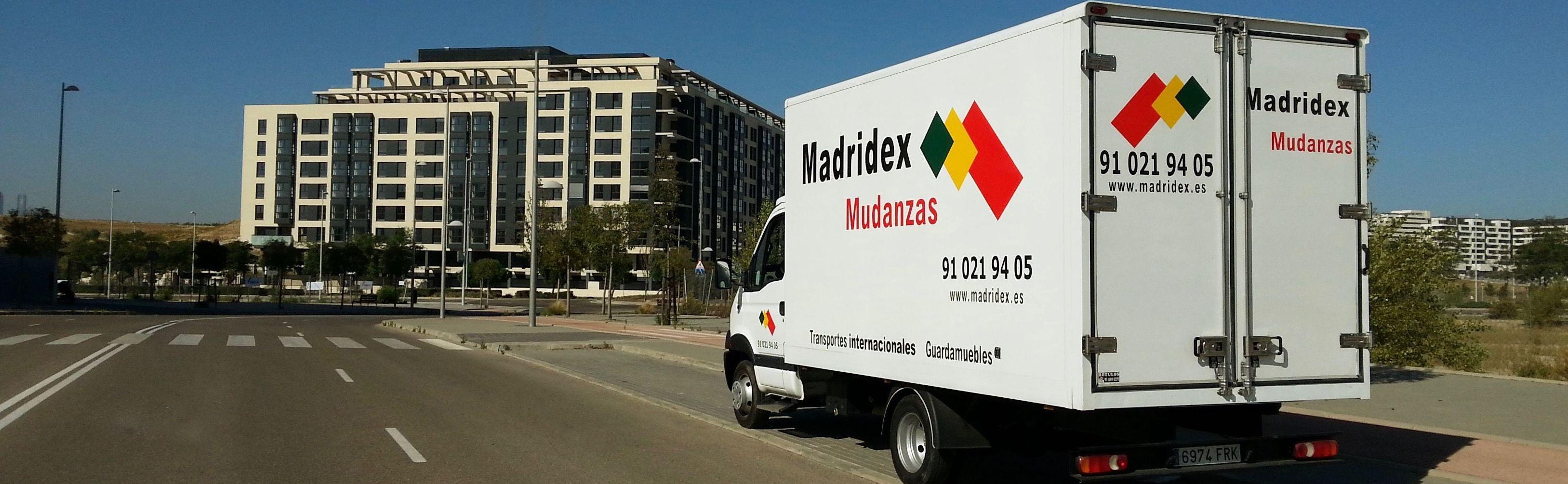 MUDANZAS EN MADRID Y GUARDAMUEBLES
