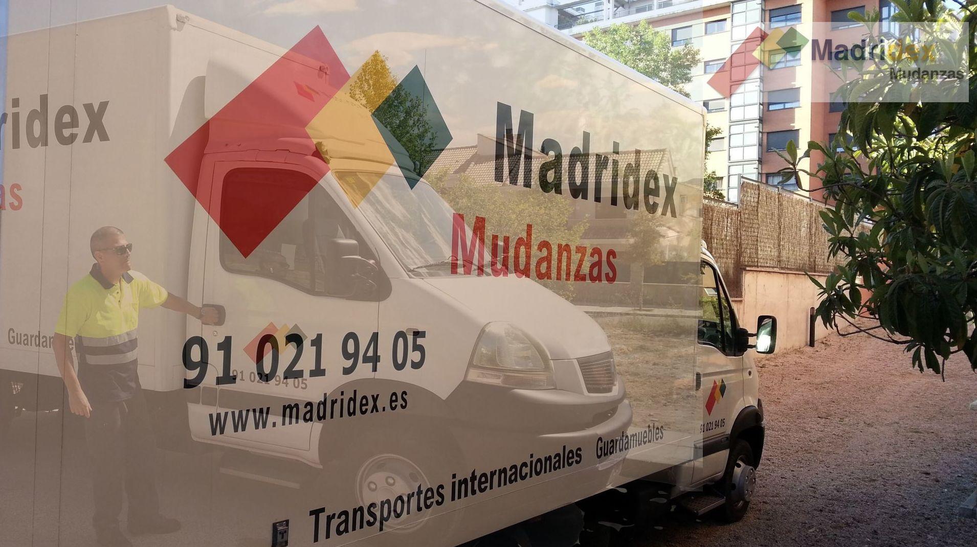 Mudanzas baratísimas en Madrid precios ajustados