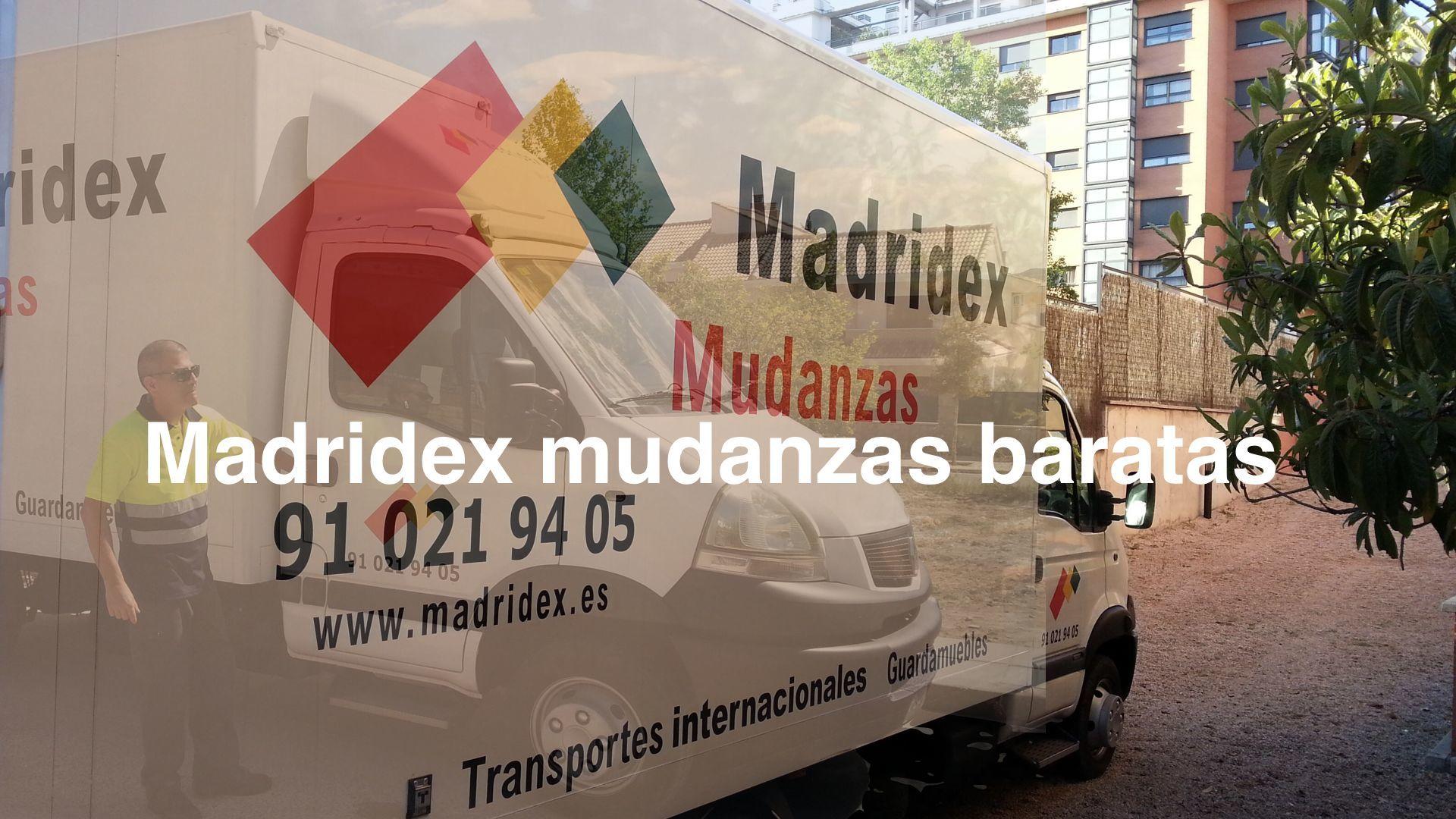 Mudanzas baratas en Madrid con la máxima calidad