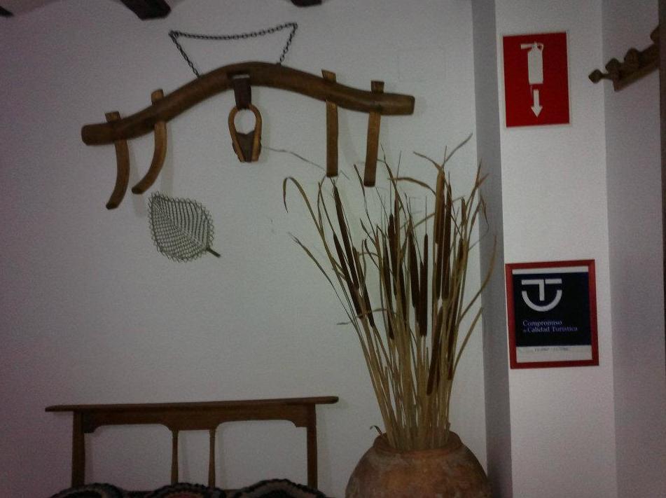 Casa Josefina - Recibidor
