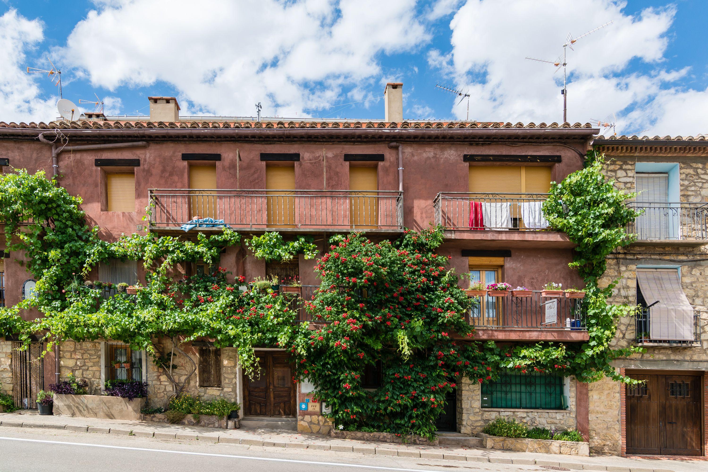 Casas rurales en la sierra, Teruel