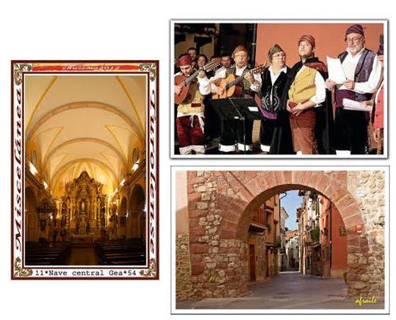 Gea de Albarracín, Teruel