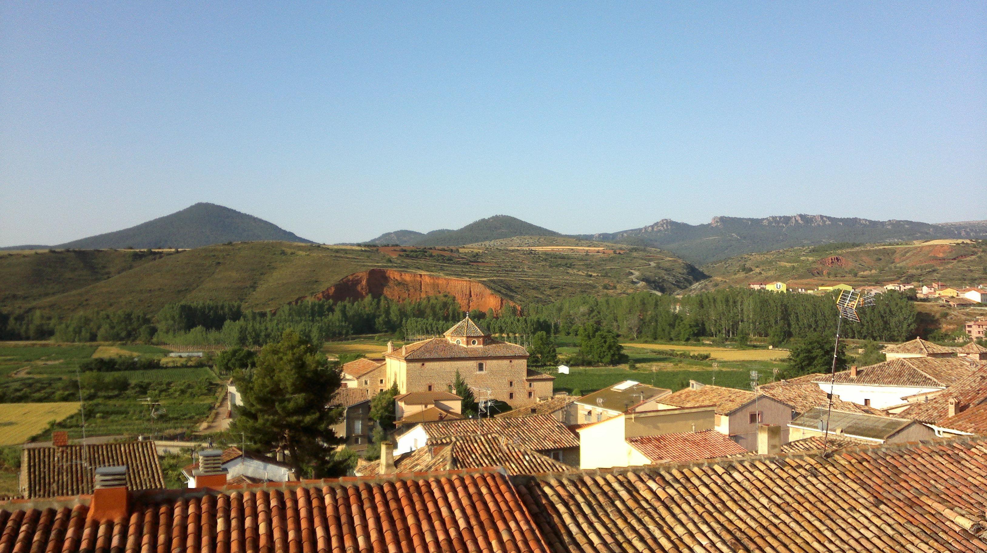 casas rurales en gea de albarracin